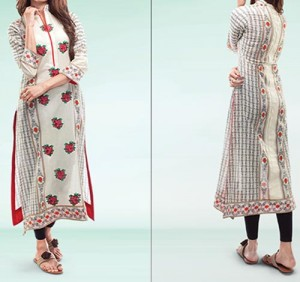 Warda Lawn Chiffon Prints Prices Spring Summer Collection 2015 1,795