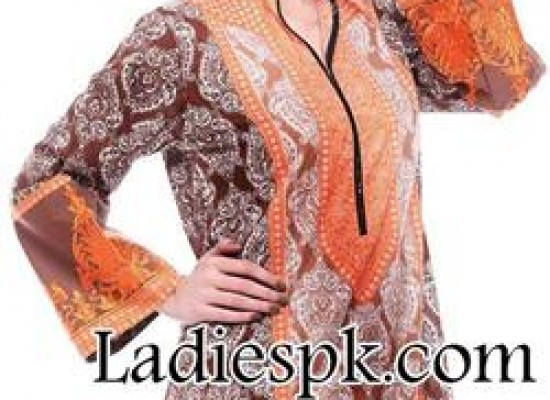 Yahsir Waheed Spring Summer Lawn Collection 2014 for Women