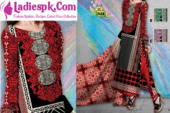 Al Hamra Textiles Kashish Lawn Eid Collection 2013 Volume 3