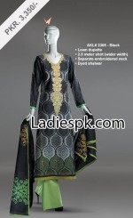 al karam lawn prices 2014 summer collection long kameez shalwar 150x245 Latest Pakistani Bridal Dresses Collection 2014 for Walima