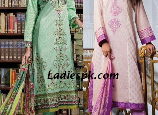 Allure Al Karam Lawn Prices 2013 Summer Long Kameez Shalwar