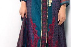 Angrakha Style Shirt by Libas Summer Collection 2013