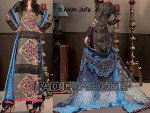 asim jofa lawn 2013 150x113  Five Star Classic Lawn 2013 Shalwar Kameez Designs Fashion