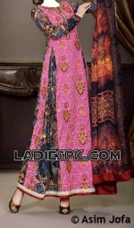 asim jofa lawn collection 2013 2014 6750 150x255 Asim Jofa Premium Lawn Prints 2013