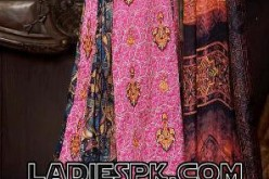 kaliyon wali frock, Asim Jofa Lawn Collection 2013