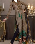 asim jofa lawn collection 2013 kurta with price 6750 150x184 Asim Jofa Premium Lawn Prints 2013