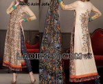 asim jofa lawn collection 2013 shalwar kameez women 150x122 Asim Jofa Premium Lawn Prints 2013