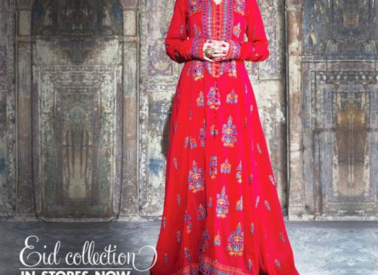 Bareeze New Eid Collection 2013 for Women. Girls Fashion