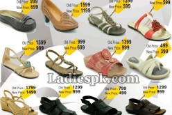 Bata Shoes Summer Collection 2013 for Women with Price in Pakistan