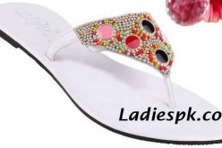 Beautiful Stylo Shoes Flats Slippers Design Women Girls 2013