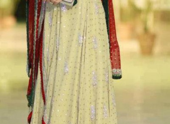 Beautiful Bridal Wedding Open Shirt Dresses 2013