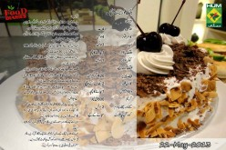 Black Forest Cake Recipe by Zarnak Sidhwa