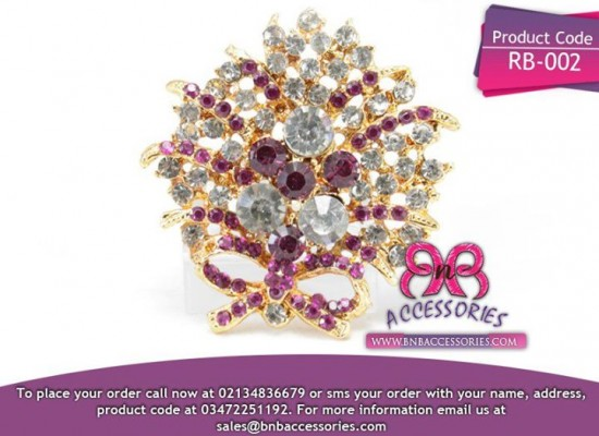 Eid Wedding Jewellery Finger Rings 2013 Collection BnB Accessories