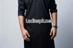 Bonanza Men Eid Kurta Shalwar Suit Arrivals Design 2014 Price