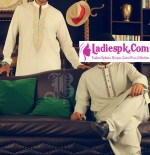 bonanza eid collection 2013 for men boys aijazz and faysal 150x155 Casual Dresses for Men Boys, Kameez Shalwar in Summer 2013