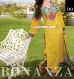 bonanza eid collection 2013 trendy shalwar trousers women yellow 150x160 Eid Collection 2013 for Women