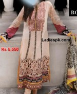 bonanza lawn 2013 designs for women girls 5550 150x183 Bonanza Lawn 2013 Summer Collection with Price Long Kameez