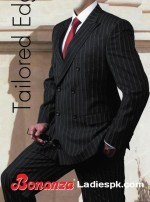 bonanza three piece suit for men black pant coat 150x202 Bonanza Summer Pant with T Shirts Designs For Men 2013