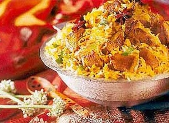 Mutton Biryani Masala by Chef Zakir