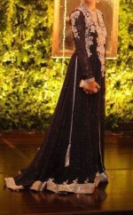 bridal gowns in eastern style 150x242 Long Tail Gown Shirts Fashion in Pakistan for Women & Girls