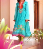 chen one eid collection 2013 for women 150x170 Threads and Motifs Eid Collection 2013