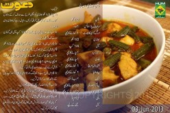 Chicken Bhindi Masala Recipe in Urdu Chef Zakir by Masala TV