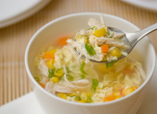 Chicken Corn Soup Recipe, Spinach Soup Recipe, Vegetable with Egg Soup Recipe