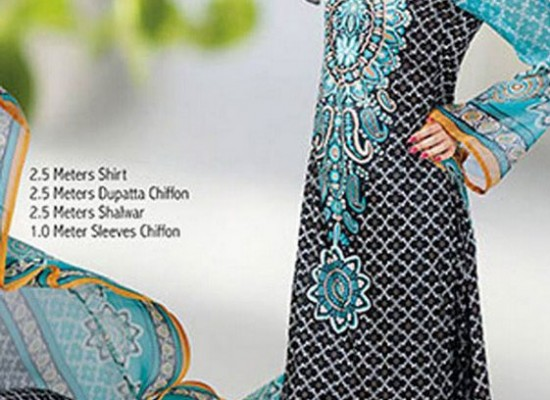 Dawood Aalishan Chiffon Lawn Collection 2013 Vol 3 For Women
