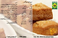 Deep Fried Sweet Cakes Recipe in Urdu & English Masala TV