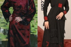 Latest Modern Abaya Designs for Women