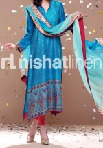 eautiful nishat linen eid collection 2013 lawn for women girls kameez choori pajama design 150x216 Nishat Linen Fancy Eid Collection 2013 Design for Women