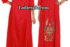 Ego Women's Red Kurta & Girls Kurtis Choori Pajama 2013 Fashion