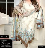 eid collection 2013 by gul ahmed 150x162 Top Fancy Wedding & Party Dresses 2013, Frocks for Girls