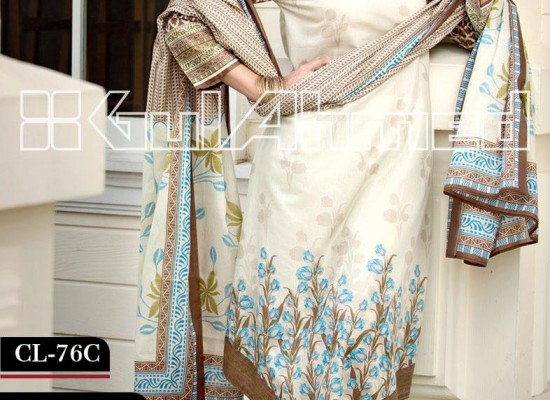 Eid Collection 2013 by Gul Ahmed