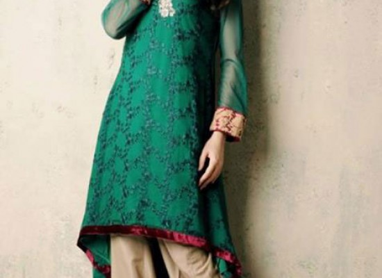 Zainab Chottani Fancy Eid ul Fitr Collection 2013 for Women