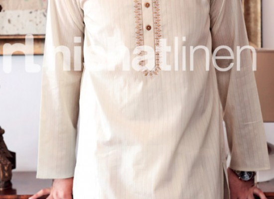 Fancy Gents Eid Kurta Design Collection 2013