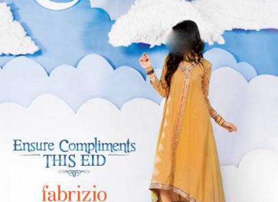 Fabrizio by Stylo Eid Collection 2013 For Women & Girls