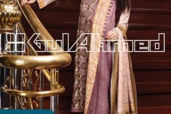 Gul Ahmed Fall Winter Khaddar Magazine Collection 2013 vol-2