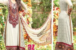 Mahnoor Exclusive Eid Collection 2013 for Women – Al-Zohaib Textile