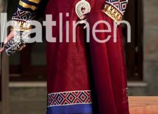 Nishat Linen Fancy Eid Collection 2013 Design for Women