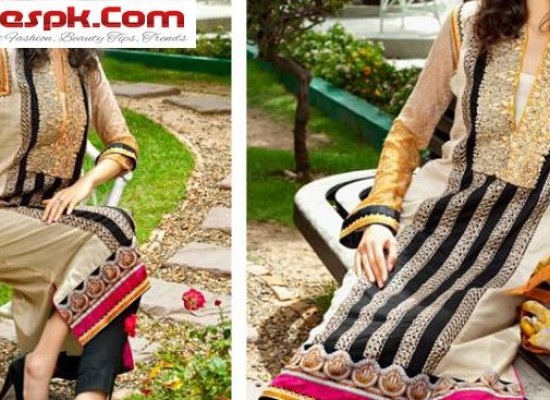 Firdous Eid Collection 2013 for Women