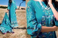 Five Star Textile Summer Lawn Prints Collection 2013