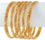 gold bangles designs collection 2013 pictures 150x132 Gold Bangles Designs Collection 2013 Pics Images Facebook