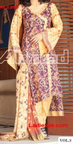 gul ahmed lawn 2013 volume 3 magazine summer 150x296 Long Shirts for Girls 2013 Gul Ahmed Summer Lawn Vol 3