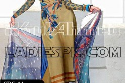 New Gul Ahmed Lawn Prints 2013 Spring Summer Collection
