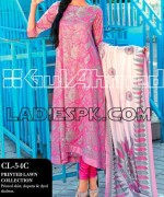 gul ahmed lawn print summer collection 20131 150x180 Pakistani Designers Summer Lawn Collection 2012
