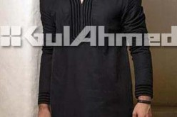 Gul Ahmed Summer Cotton Kurta Shalwar Kameez Mens 2013