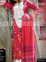 gul ahmed ramadan eid collection 2013 normal lawn 3000 150x203 Eid ul Fitr Dresses Collection 2013 Kalyan By Z.S Textile
