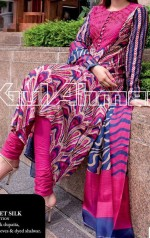 gulahmed vol 2 silk 2013 150x238 Gul Ahmed Magazine Volume 2 Chiffon with Price 2013