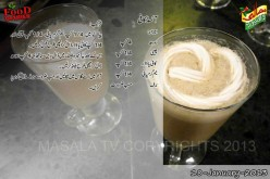 Iced Coffee Recipes & Method in Urdu, English